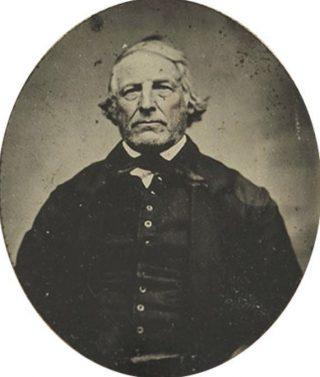 Samuel Wilson, de 'officiële' Uncle Sam