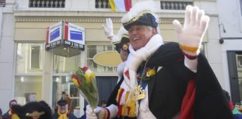 Namen van Nederlandse steden en dorpen tijdens carnaval