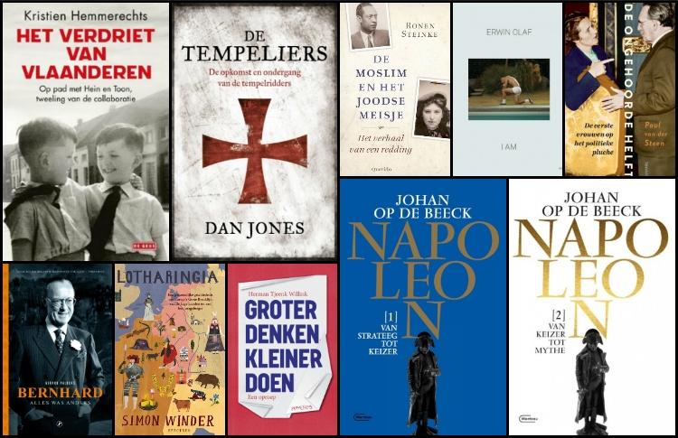 Nieuwe geschiedenisboeken (week 8) - 2019