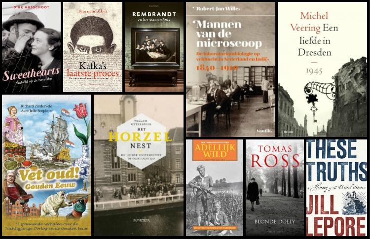Nieuwe geschiedenisboeken (week 6) - 2019