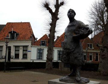 Kaatje bij de Sluis, Blokzijl (Foto Historiek)