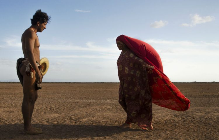Still uit 'Pájaros de Verano' (September Film)
