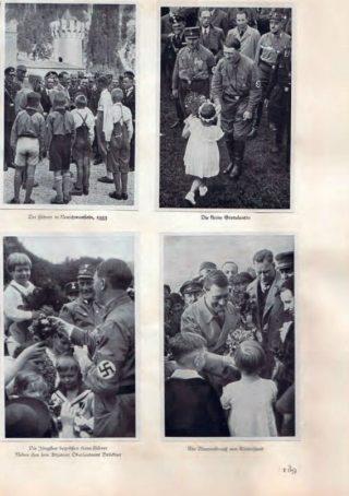 Een pagina uit 'Deutschland erwacht!'