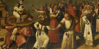 Carnaval in de middeleeuwen, van God los?