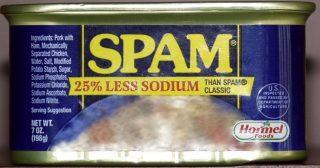 Blik spam (CC BY-SA 3.0 - Cypher789 - wiki)