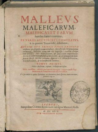 Summis desiderantes affectibus, de pauselijke bul van Innocentius VIII