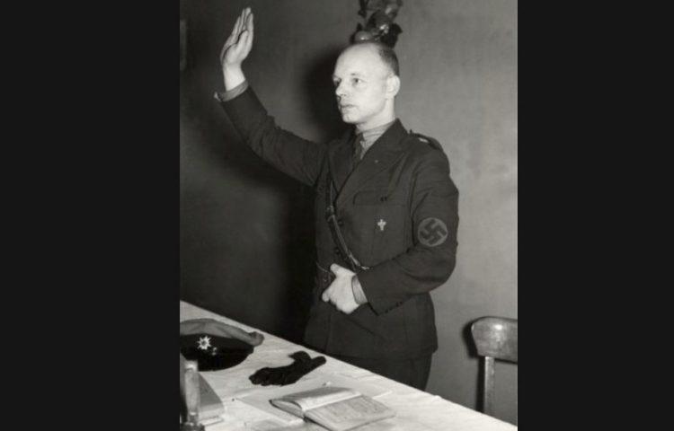 Bertus Smit in Berlijn, ca. voorjaar 1933