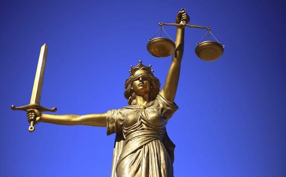 Vrouwe Justitia (CC0 - Pixabay - WilliamCho)