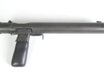Een van de wapens van Marinus van der Stoep - Collectie Museum Rotterdam '40-'45 NU