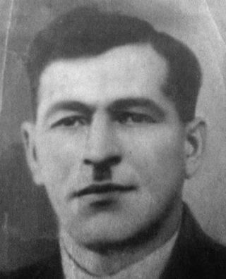Anton Aleksandrovitsj Gviniasjvili (Foto: Stichting Sovjet Ereveld)