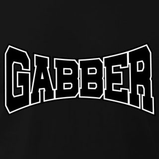 Gabber (CC BY-SA 3.0 - Luca-marchi - wiki)