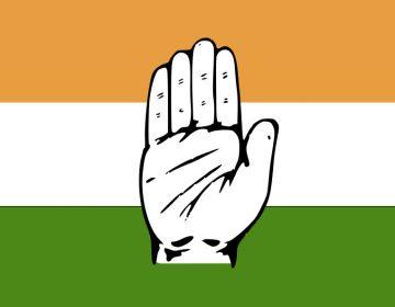 Indian National Congress, vlag