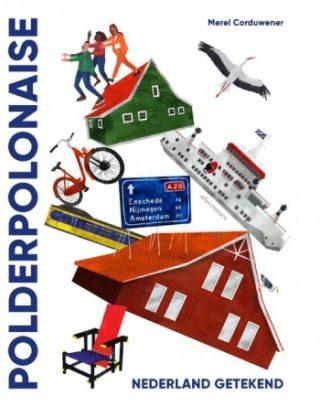 Polderpolonaise Nederland getekend