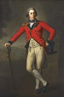 Thomas Bruce, zevende graaf van Elgin, door Anton Graff, 1788 (Publiek Domein - wiki)