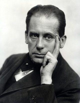 Bauhaus-oprichter Walter Gropius