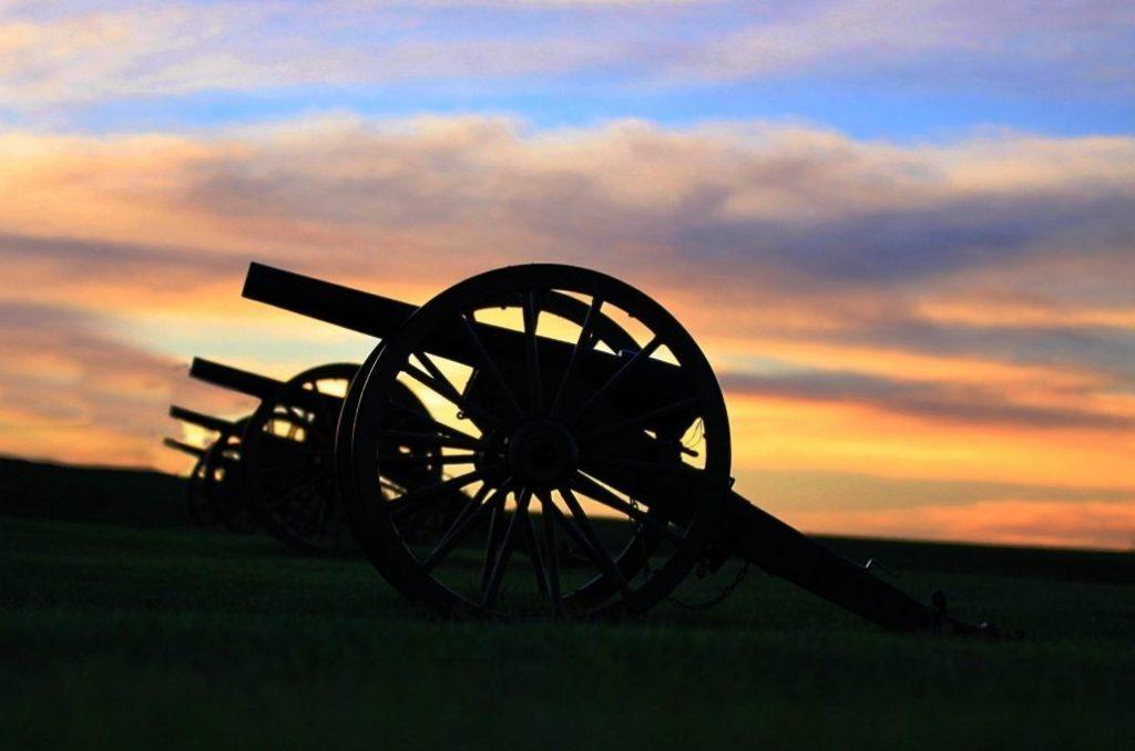 Monument ter nagedachtenis aan de slag bij Antietam, de bloedigste dag uit de Amerikaanse burgeroorlog (CC BY-SA 4.0 - Astoddard73)