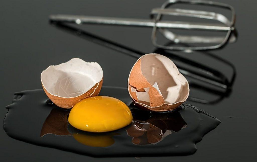 Veel Nederlanders zijn dol op eieren (CC0 - Pixabay - stevepb)