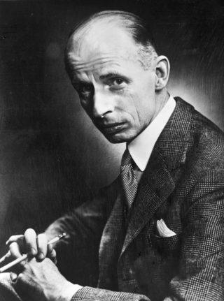 Eelco van Kleffens in 1945 (CC0 - Anefo - wiki)