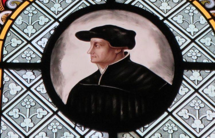 Huldrych Zwingli (1484-1531) - Zwitserse reformator (CC BY-SA 4.0 - Michael D. Schmid - wiki)