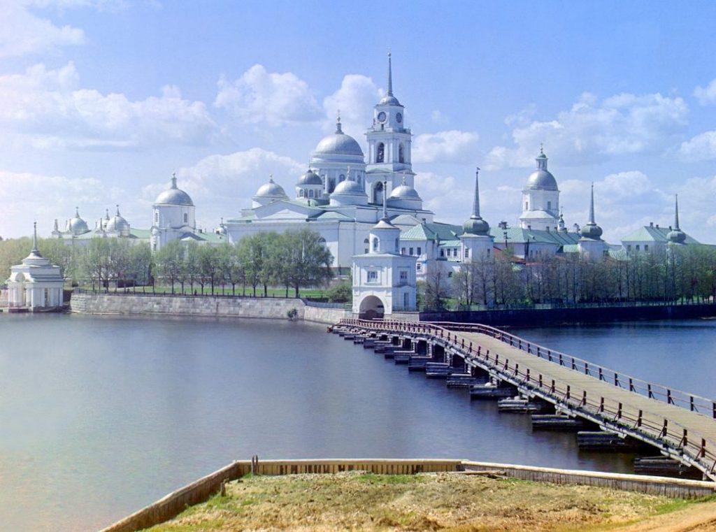 Nilovklooster in de Russische oblast Tver