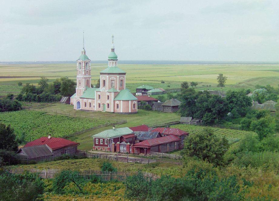 Kerk van Boris en Gleb in het Soezdal