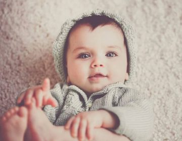 Zondaskind - Baby