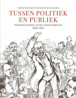 Tussen politiek & publiek - Eveline Koolhaas-Grosfeld