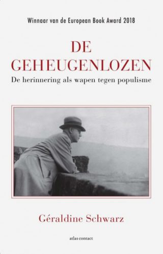De geheugenlozen - Géraldine Schwarz