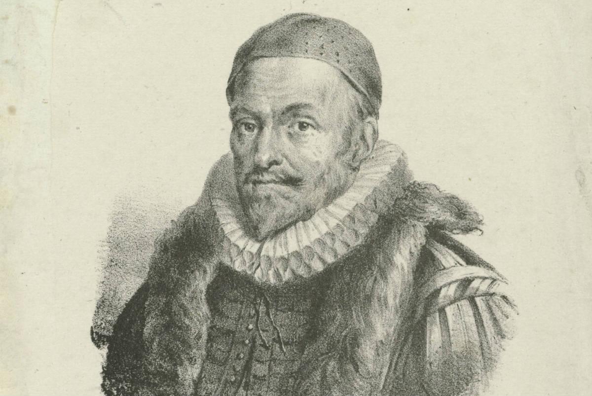 Het beeld van Willem van Oranje onder de hertog van Alva