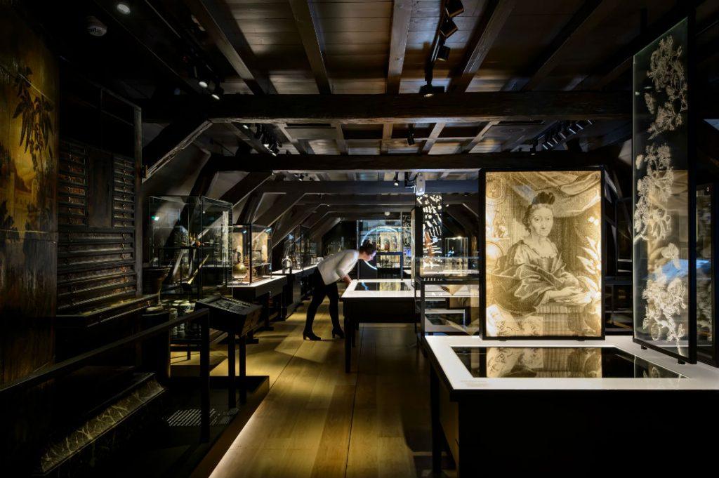 Gouden Eeuw-presentatie in Rijksmuseum Boerhaave (Foto: Mike Bink)