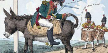 Hoe Napoleon op Elba belandde