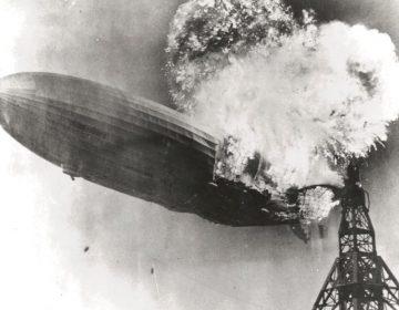 De ramp met de Hindenburg, 1937 (Publiek Domein - wiki)