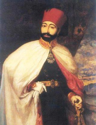 Sultan Mahmut II (Publiek Domein - wiki)