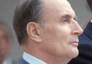 François Mitterand in 1984 (Publiek Domein - wiki)
