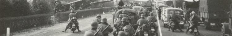 Mei 1940 - Neergeschoten Duitse vliegtuigen (Publiek Domein - wiki)