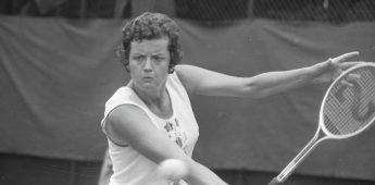 Betty Stöve (1945) – Toptennisspeelster en tenniscoach