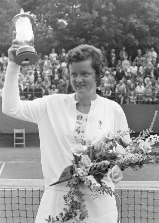 Betty Stöve in 1972 (Publiek Domein - wiki)