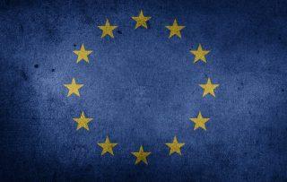 Volkslied van Europa - Vlag van Europa (CC0 - Etereuti - wiki)