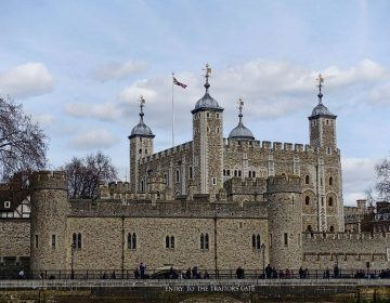 Tower of Londen (CC0 - Pixabay - MemoryCatcher)