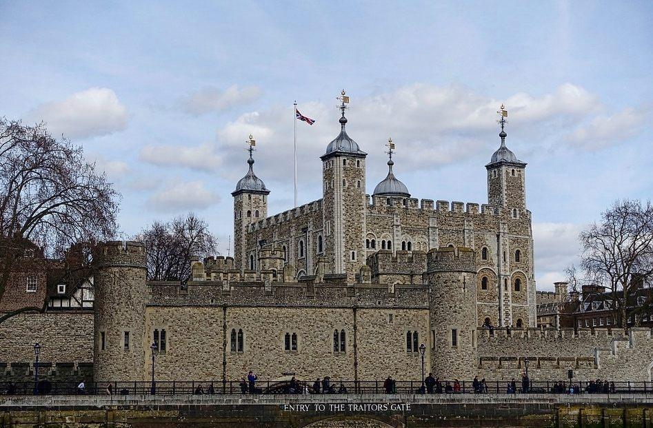 Tower of Londen (CC0 - Pixabay - MemoryCatcher)