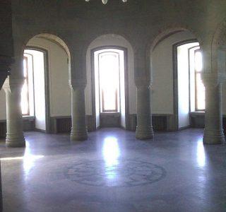 Obergruppenführersaal van de Wewelsburg (Publiek Domein - wiki)
