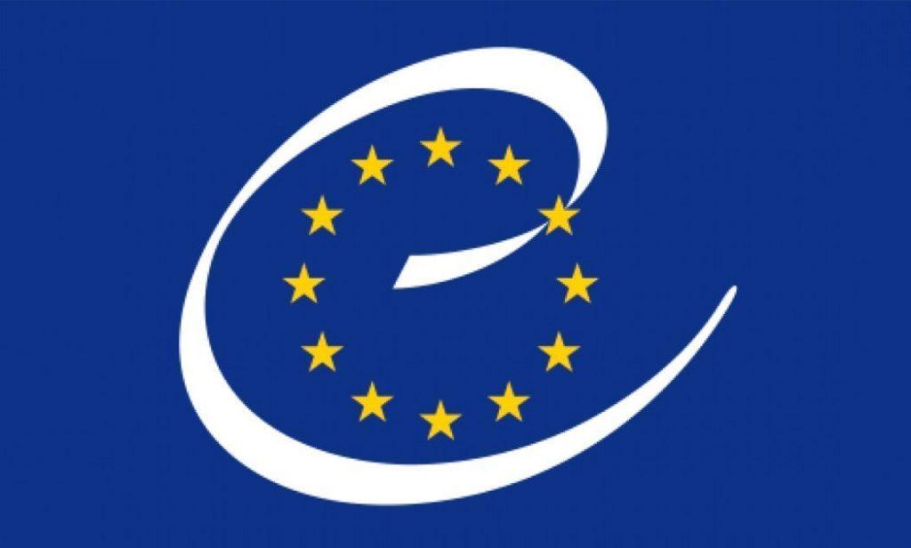 Logo van de Raad van Europa - Council of Europe