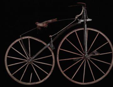 Michaux vélocipède (CC BY-SA 2.0 - tetedelacourse - wiki)