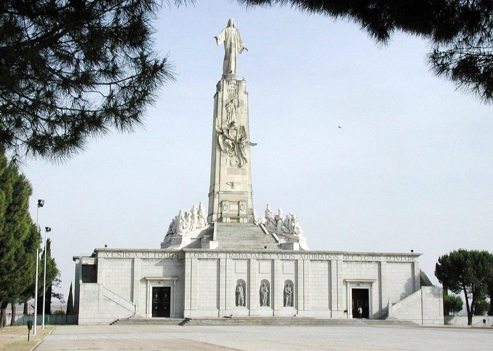 Monumento al Sagrado Corazón (CC BY-SA 2.5 - Miguel303xm - wiki)