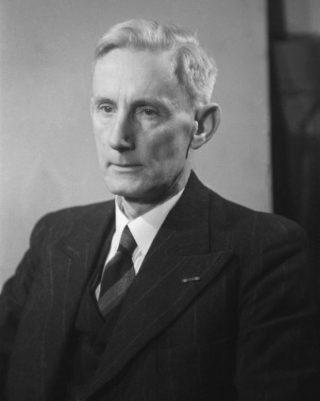 Dolf Joekes in 1946 (CC0 - Charles Breijer / Anefo)