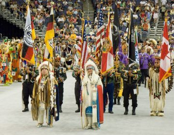 Pow Wow in Amerika, 2005 (wiki - Smithsonian Institution)