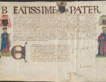Gedigitaliseerd document uit het archief van de Abdij van Berne (BHIC)