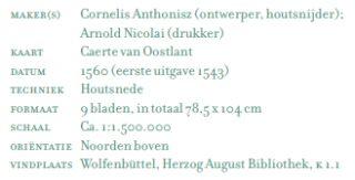 Bron: De geschiedenis van Nederland in 100 oude kaarten