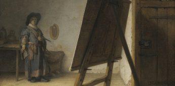 'Rembrandt evenzeer als Vermeer meester van de fijne motoriek'
