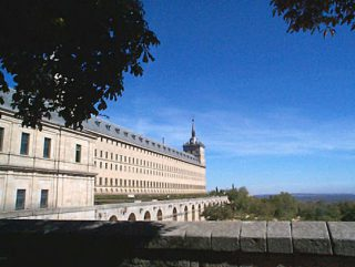 El Escorial - Foto: Willem Peeters
